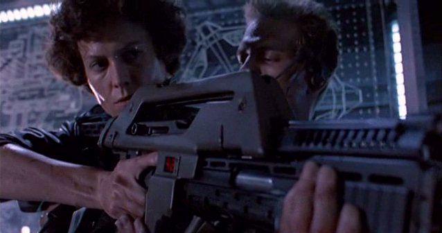 ...реплику автомата из фильма Чужие (Aliens).  Для этого вам потребуется...