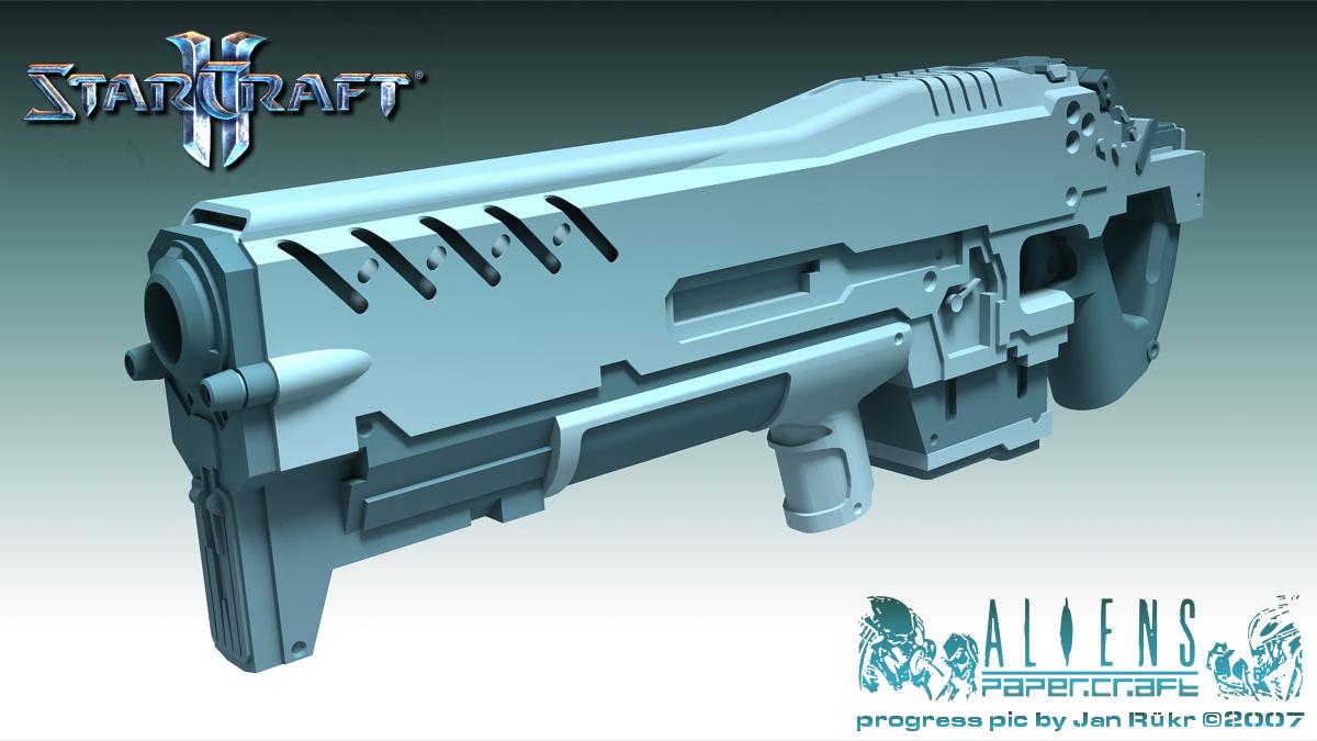Star Craft  Models